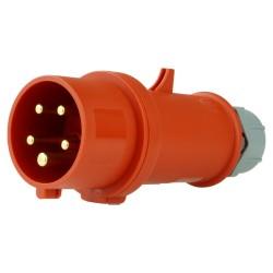 CEE Mennekes Stecker ProTOP 32A 5P 400V IP44 Kupplung Typ 14A 8537