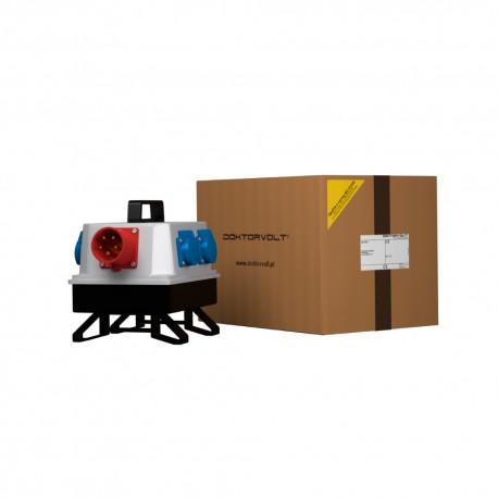 Stromverteiler BAU 5x230V 16A Einbaustecker TYP 1408