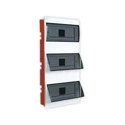 Verteilerkasten Unterverteilung Sicherungskasten Rp36 Module UP IP40 8.6 E-P 0622