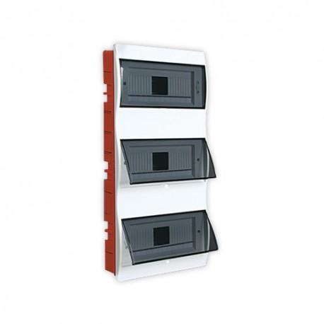 Verteilerkasten Rpx36 Sicherungskasten 36 Module Unterputz