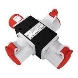 CEE Adapter 3x32A /400V