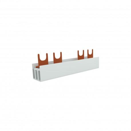 2P Phasenschiene Gabel 4-polig 12mm2 PS/G