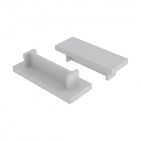 Endkappe für 1-phasige Phasenschienen 10mm2