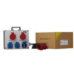 Stromverteiler 2x16A 3x230V