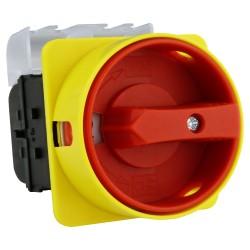 Not-Aus-Schalter Trennschalter ML0 16A 4P Hauptschalter IP54 PCE 6624