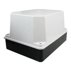 Leergehäuse Abzweigdose Gehäuse Stromverteiler BAU IP66 243x190x155 Wandverteiler M-L 0366