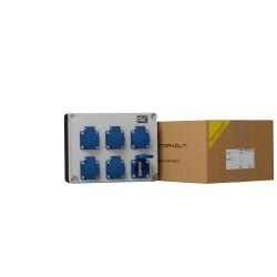 Stromverteiler 6x230V FRED Doktorvolt 2978