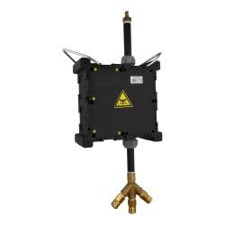 Hängeverteiler mit Druckluft Pendel Stromverteiler Minibox TpE 6815