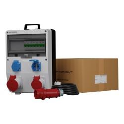 Stromverteiler ECO-S SKH 1x16A 1x32A 2x230V