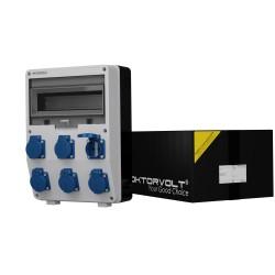 Stromverteiler TD 6x230V Schuko