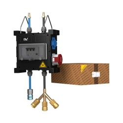 Stromverteiler MOBIL-FI 1x16A 3x230V