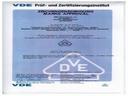 Zertyfikat IEC 61439