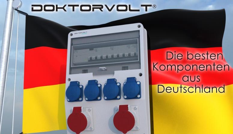 Die beste Komponenten aus Deutschland