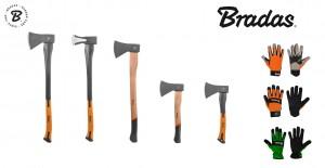 Werkzeuge für die Arbeit im Winter