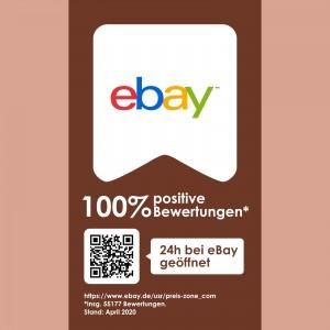 Preis-Zone Online-Shop von eBay ausgezeichnet