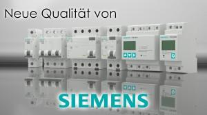 Top Qualität Leitungsschutzschalter & FI-Schalter Siemens VDE