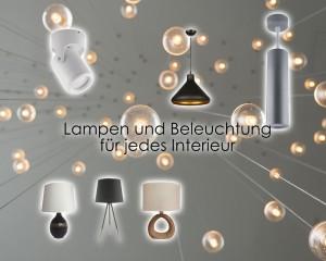 Wie wählt man eine Lampe für Haus Interieur?