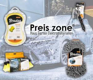 Wie kann ich mein Auto waschen? - Mit einer Bürste oder einem Schwamm?